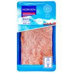 Фарш рыбный Norven охлажденный 350г