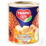 Коктель Tropic Life тропічний 425мл - купити, ціни на Фуршет - фото 1