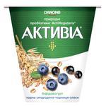 Біфідойогурт Activia Чорна смородина 2,5% 260г