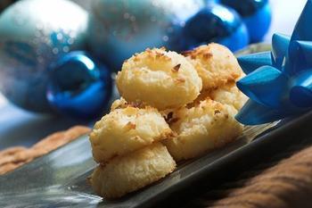 Хрустке кокосове печиво