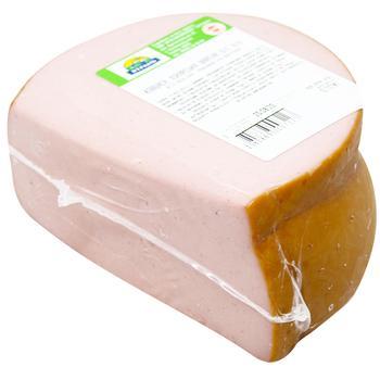 Колбаса Ятрань Докторская вареная в/с н/о - купить, цены на Метро - фото 1