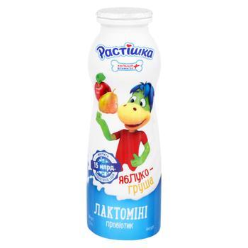 Йогурт Растішка Лактоміні яблуко-груша 1,5% 160г