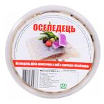 Special No.1 Herring Fillet Pieces with Vegetables in Oil 200g