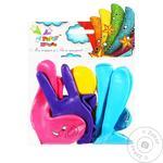 Кульки повітряні Party House тварини 4шт