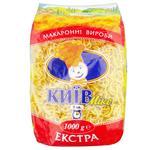 Макаронные изделия Киев Микс Экстра Червячок 1кг