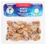 М'ясо мідій Albatros варено-морожене 200г