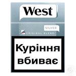 Цигарки West Original Blend Silver 25шт