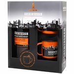 Auchentoshan Whiskey Single Malt 40% 0,7l + 2 Glasses