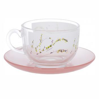 Набор чайный Luminarc Trompette 12 предметов 220мл