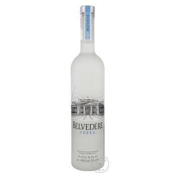 Водка Belvedere 40% 0,5л - купить, цены на Novus - фото 1