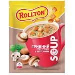Суп Ролтон грибний з крутонами саше 15,5г