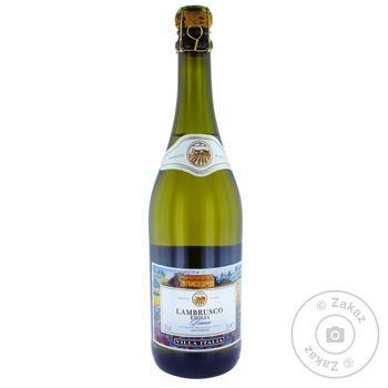 Вино Lambrusco Emilia 8% 0.75л