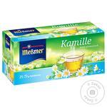 Чай Messmer трав`яний Ромашка 25пак 37.5г