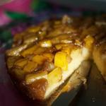 Ананасово-манговий пиріг