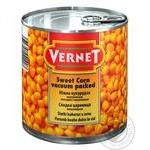Кукуруза Vernet нежная 425мл