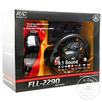 Скидка на Машина на радиоуправлении MZ Ferrari Laferrari FLL-2290 1:14