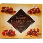 Конфеты шоколадные Roshen Assortment Elegant 145г
