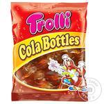 Конфеты Trolli Кола фруктовые жевательные 100г