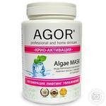 Альгинатная маска Agor Крио-активация 25г