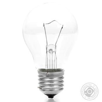 Лампа Іскра А55 Е27 60Вт - купити, ціни на Ашан - фото 1
