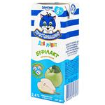 Біфідойогурт Простоквашино Біфілакт Яблуко-груша 2,4% 207г