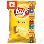 Чипси Lay's з сіллю 133г