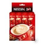 Nescafe Original 3in1 instant coffee 13g