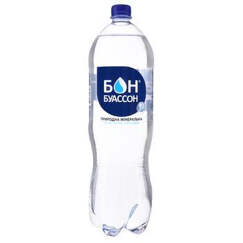 Вода Бон Буассон сильногазированная 2л - купить, цены на Фуршет - фото 1