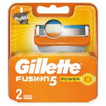Cartridge Gillette Fusion for man 2pcs