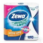 Zewa Wisch&Weg Kitchen Paper Towels 2rolls - buy, prices for Novus - image 2