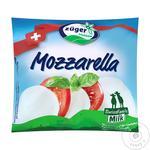 Сыр Züger Frischkäse AG Моцарелла мягкий 40% 125г - купить, цены на Метро - фото 1