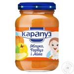Karapuz Apple, Pumpkin and Quince Puree 200g