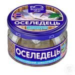 Fish herring Vodnyi mir light-salted 180g