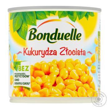 Кукуруза консервированная Bonduelle 340г - купить, цены на Фуршет - фото 1