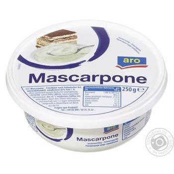Сыр Aro Маскарпоне 250г