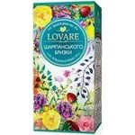 Tea Lovare Spray champagne green packed 24pcs 48g