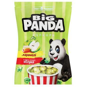 Big Panda Popcorn with Apple Flavor 90g - buy, prices for Furshet - image 1