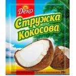 Стружка кокосова Деко 20г