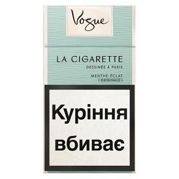 Vogue Ment Menthe cigarettes 20pcs - buy, prices for Auchan - photo 2