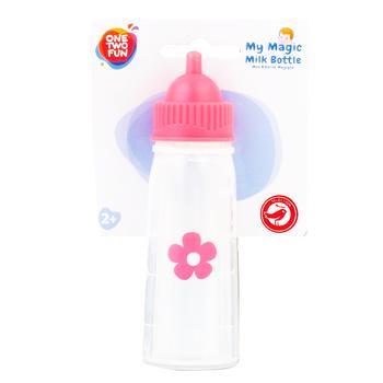Пляшечка для молока One two fun - купити, ціни на Ашан - фото 1