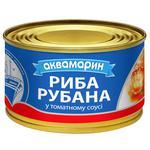Akvamaryn Chopped Fish in Tomato Sauce 230g