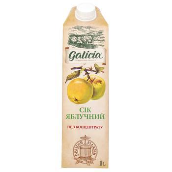 Сок Galicia яблочный 1л - купить, цены на Novus - фото 1
