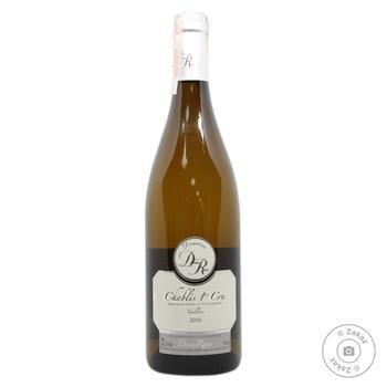 Вино Domaine Denis Race Chablis Premier Cru Vaillons белое сухое 12.5% 0.75л