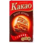 Какао порошок Добрык золотые паруса темный 80г