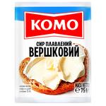 Komo Processed Cream Cheese 55% 75g