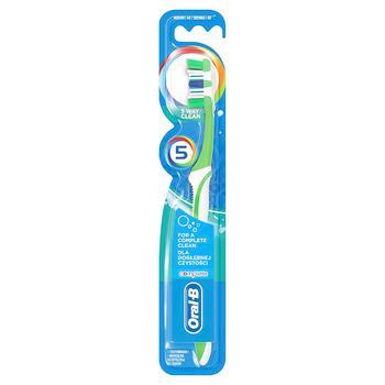 Зубная щетка Oral-B Комплекс Пятисторонняя чистка средняя