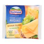 Hochland Maasdamer Processed Sliced Cheese