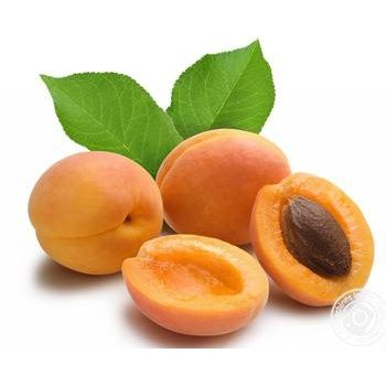 Fruit apricot fresh