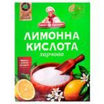 Лимонная кислота ЦветАромат 20г
