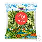 Салатный микс Зеленая Грядка Vita Mix шпинат руккола 100г